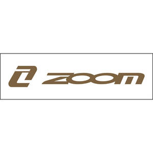 ZOOM Logoschild
