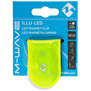 M-WAVE Illu LED Magnetklammer