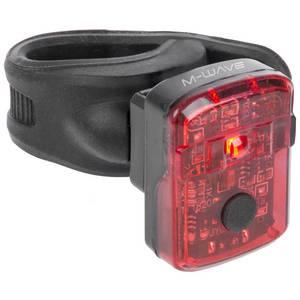 M-WAVE Helios K 1.1 USB SL battery pack rear light