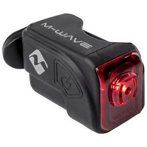 M-WAVE Helios K 1.1 USB Akku Rücklicht