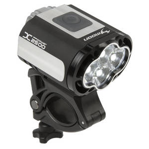 MOON X-Power 2500 battery pack head lamp