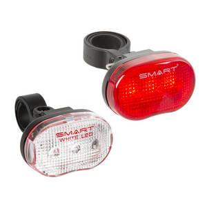 SMART  batería luz parpadeante set