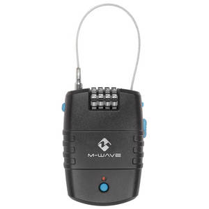 M-WAVE Lock 'N 'Roll Alarm alarm lock