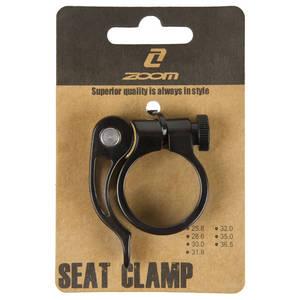 ZOOM  QR seat tube clamp