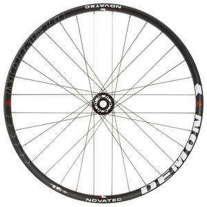 NOVATEC Demon disc wheel set