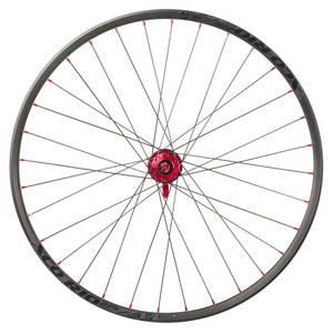 4 in 1 Disc front wheel