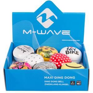 M-WAVE Maxi Ding-Dong Mix maxi bicycle bell