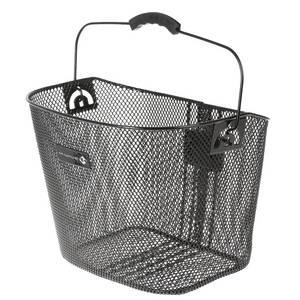 M-WAVE BA-F Clip Stem handle bar basket