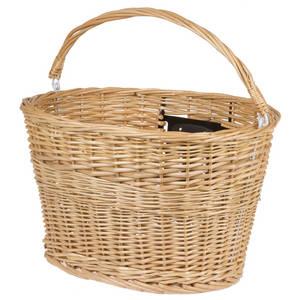M-WAVE BA-FW Clip Stem wicker basket
