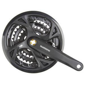 SHIMANO Acera triple chainwheel set