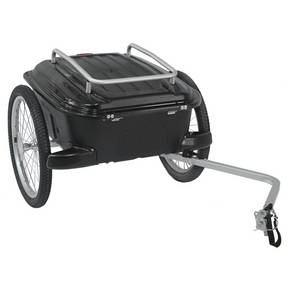 M-WAVE Stalwart Carry Box luggage bicycle trailer