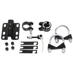 TRAIL-GATOR  Adapter-Set für Steuersatzrohr bis Ø 45 mm