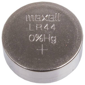 maxell LR44/AG13/A76/L1154F Batterie