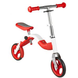2in1-Lernlaufrad und Roller