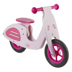 Scooter wooden running bike