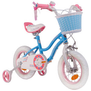 ROYALBABY Star Girl Kinderfahrrad Drum