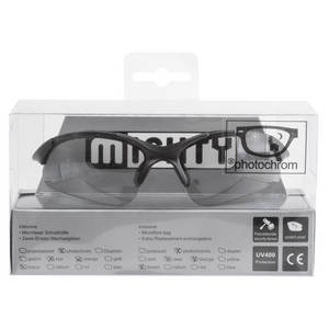 MIGHTY Rayon PC Ultra sports/bike eyewear