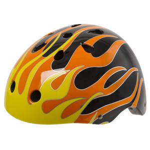 VENTURA Flames BMX Helm