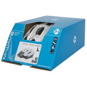 M-WAVE Active casco bicicleta