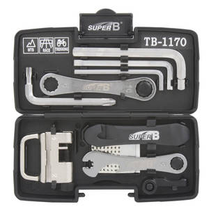 SUPER B TB-1170 caja herramientas bicicleta