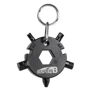 SUPER B TB-FD 08-BK mini multifunction tool