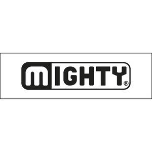 MIGHTY  Logoschild