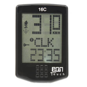 ECHOWELL Eon Touch 16C Fahrradcomputer