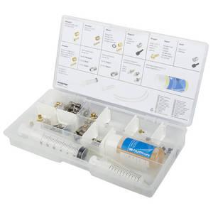 M-WAVE Brake Doc Box Wartungsset für Scheibenbremsen