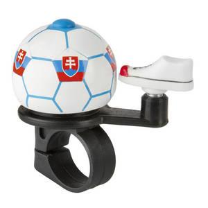 M-WAVE Soccer Slovakia Mini-Fahrradglocke