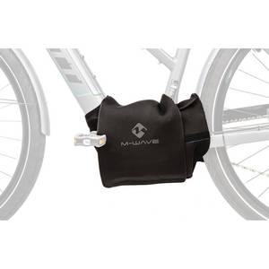 M-WAVE E-Protect Center Schutzhülle für E-Bike Motor