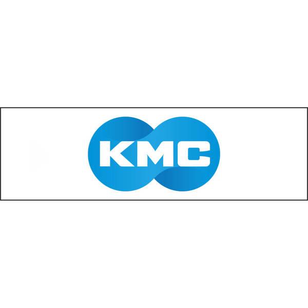 KMC  Logoschild