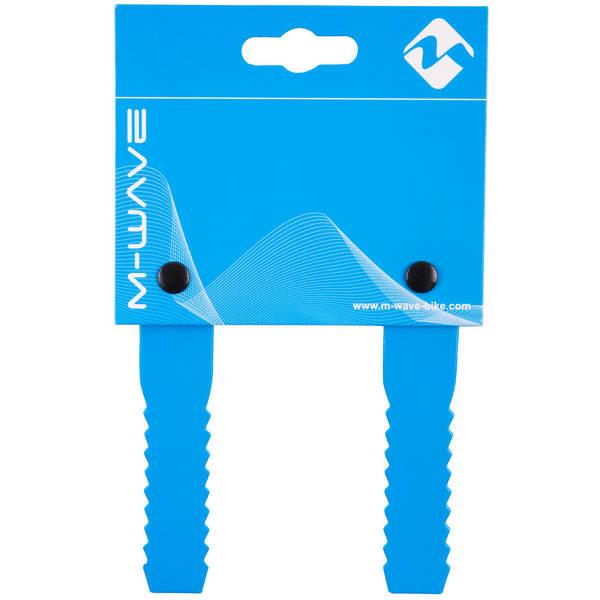 M-WAVE Grip 2 110 x 95 mm Eurolochkarte