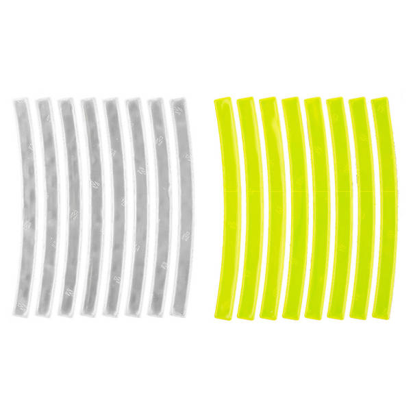 M-WAVE Reflickers Bow Reflexaufkleber