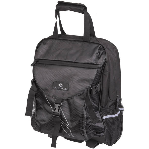 M-WAVE Amsterdam TR S pannier bag and trolley