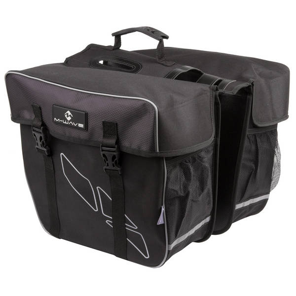 M-WAVE Amsterdam Double pannier bag