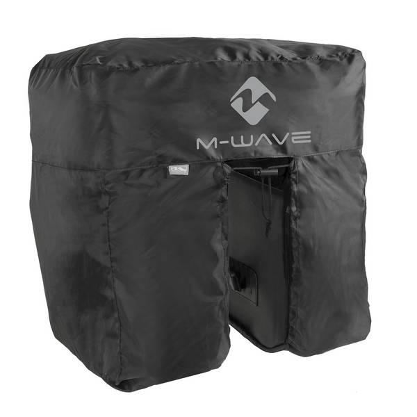 M-WAVE Amsterdam Protect Gepäcktaschen-Überzug