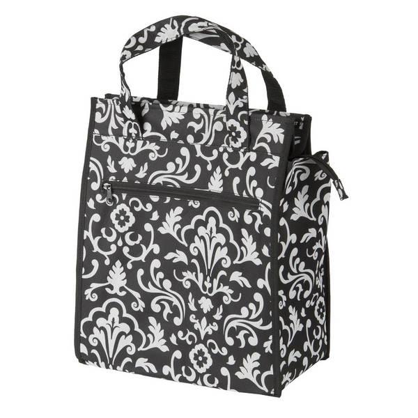 M-WAVE Amsterdam Style Flower Seitentasche