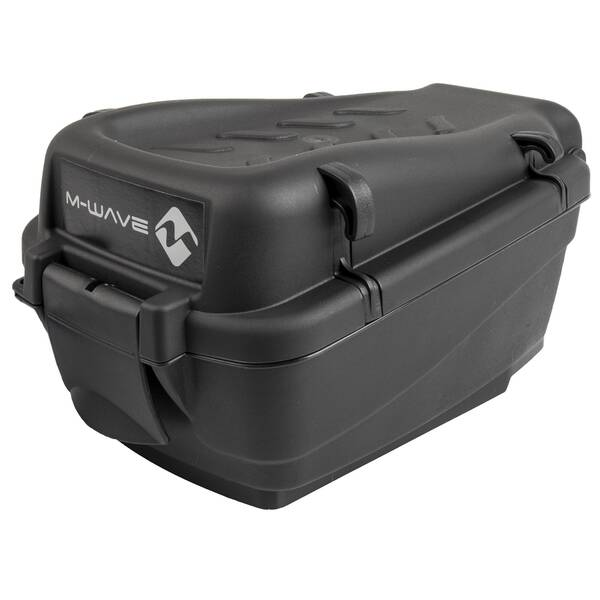 M-WAVE Amsterdam Easy Box S-M carrier top case
