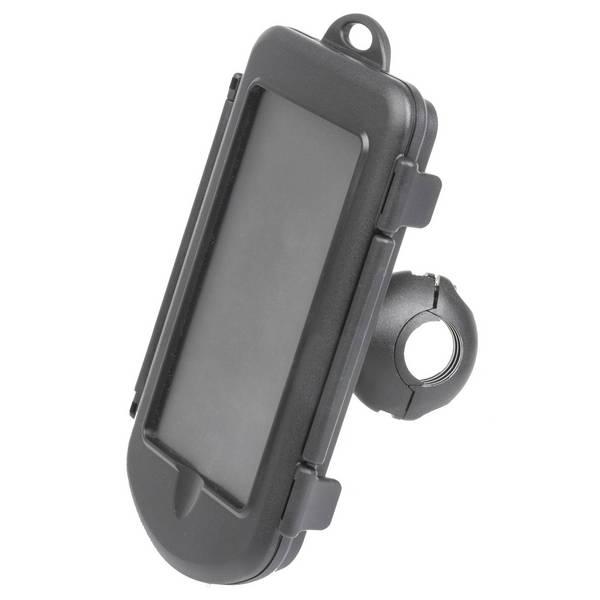M-WAVE Hardcase für mobile Endgeräte mit Halter