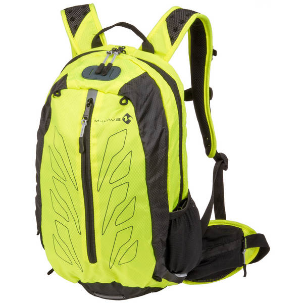 M-WAVE Rough Ride Back backpack