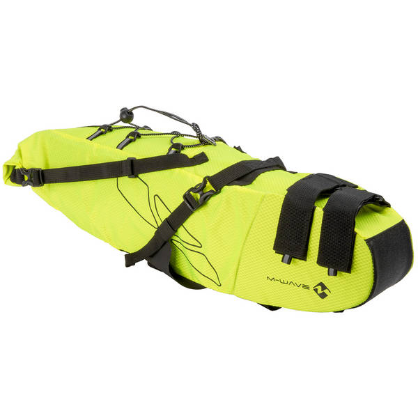 M-WAVE Rough Ride Saddle L Satteltasche