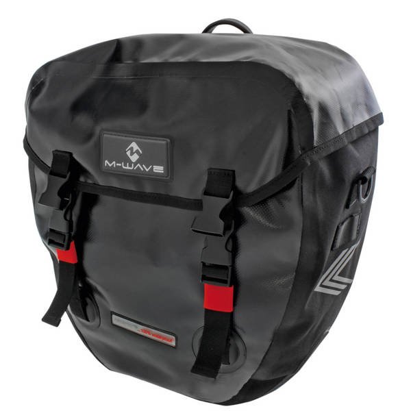 M-WAVE Alberta bicycle carrier bag