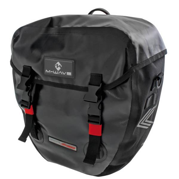 M-WAVE Alberta Gepäckträgertasche
