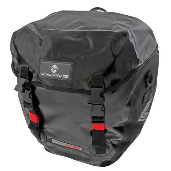 M-WAVE Montreal Gepäckträgertasche