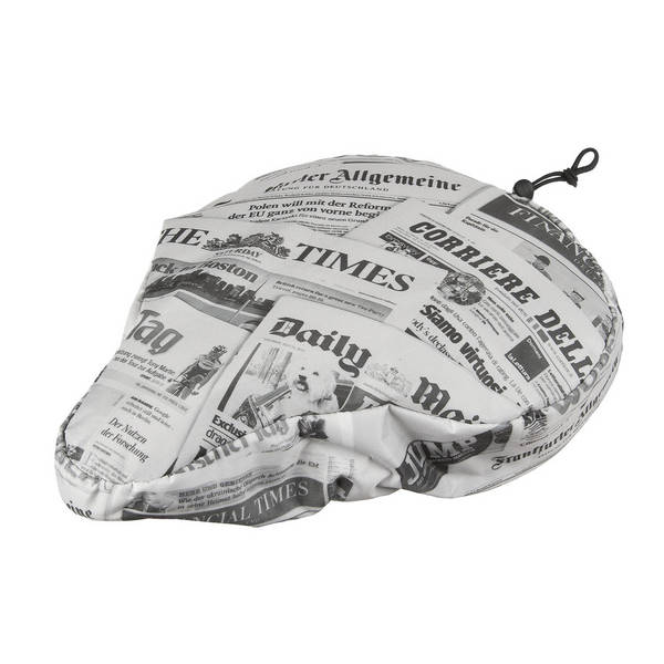 M-WAVE Newspaper saddle cover