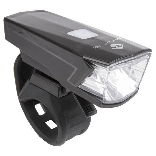M-WAVE Apollon K 30 USB battery pack head lamp