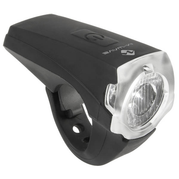 M-WAVE Apollon K 1.1 USB battery pack head lamp