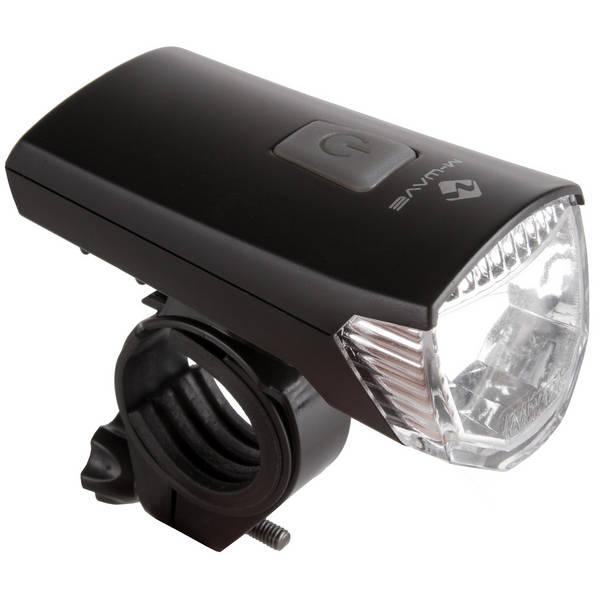 M-WAVE Apollon K 28 USB lámpara del acumulador