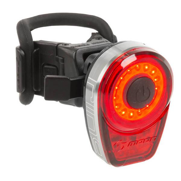MOON Ring accumulator flashing light