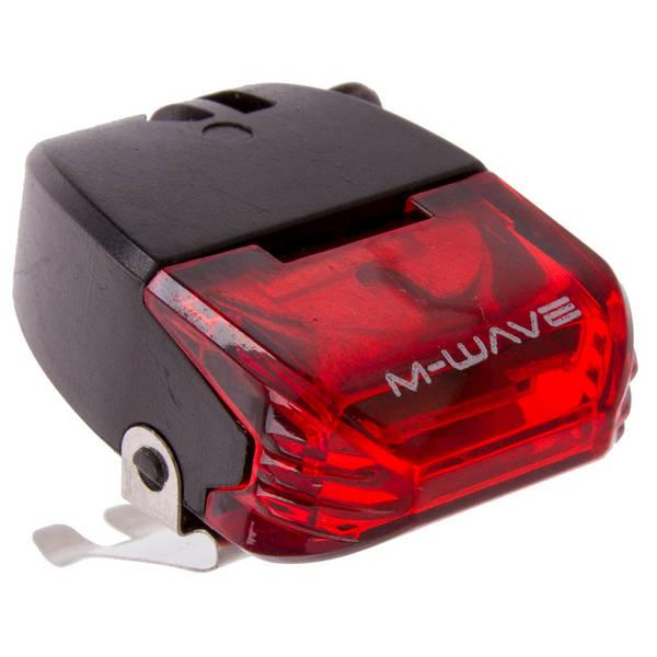 M-WAVE Helios Brake batería luz de freno